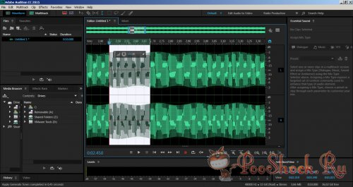 Adobe Audition CC 2015.2 (9.2.0.191)