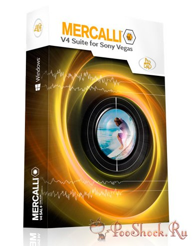 Mercalli V4.0.470.1 Suite for Sony Vegas 64-Bit