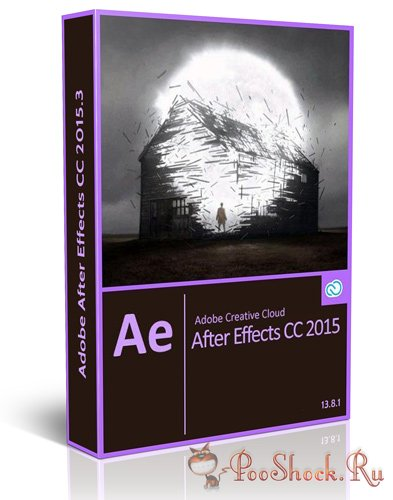 Adobe After Effects CC 2015.3 (13.8.1) ML-RUS
