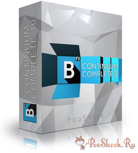 Boris Continuum Complete 10.0.3 OFX (64-Bit) RePack