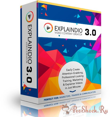 Explaindio Video Creator 3.03 RePack