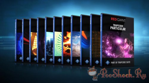 Red Giant Trapcode Suite 13.1.0