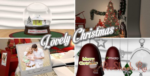 VideoHive - Lovely Christmas (AE-Project)