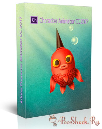 Adobe Character Animator CC 2017 (1.0.6) Beta