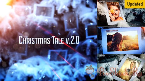 VideoHive - Christmas Tale (AE-Project)