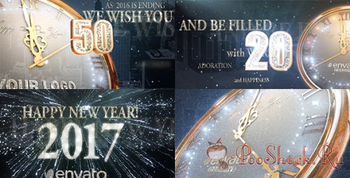 VideoHive - 2017 New Year Countdown (AE-Project)