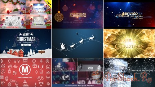 VideoHivePack - 371 (After Effects Projects Pack)