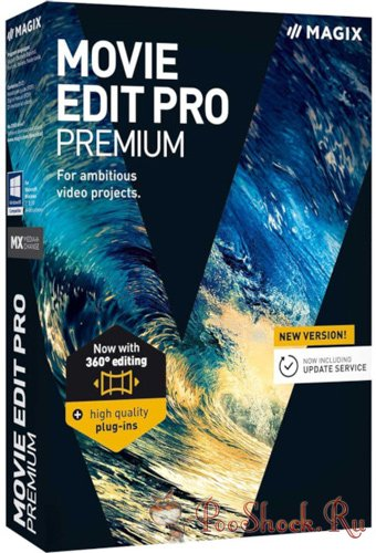 MAGIX Movie Edit Pro 2017 Premium (16.0.3.66) ENG-RUS RePack