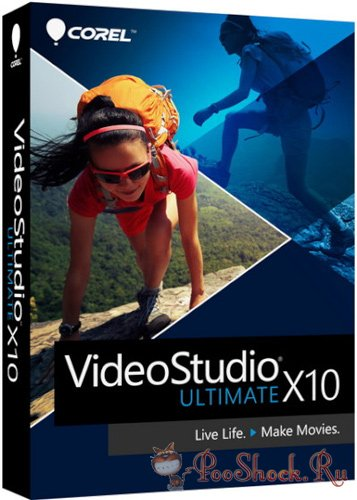 Corel VideoStudio Ultimate X10 (20.5.0.60) ML-RUS 64bit