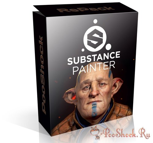 Substance Painter 2.6.1 RePack