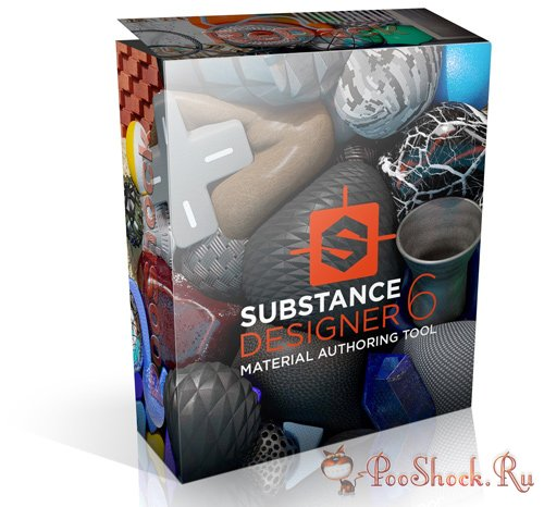 Substance Designer 6.0.3.181 RePack