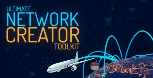 VideoHive - Ultimate Network Creator Toolkit (AE-Project)