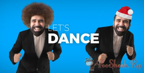 VideoHive - Let`s Dance (AE-Project)