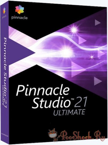 Pinnacle Studio 21.0.1 Ultimate + Content (64-bit)