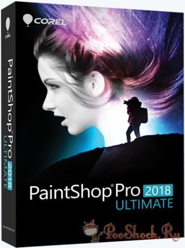 Corel PaintShop Pro 2018 Ultimate (20.0.0.132) RePack
