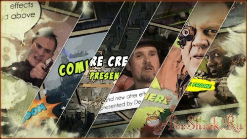 VideoHive - Action Comic (AE-Project)