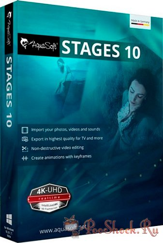 AquaSoft Stages 10.5.06 ML-RUS (64-bit)