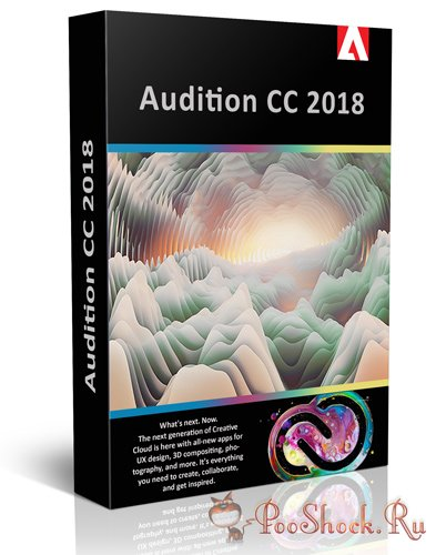 Adobe Audition CC 2018 (11.1.1.3) RUS