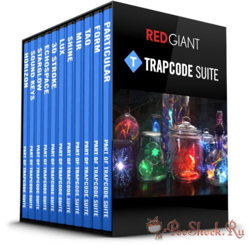 Red Giant - Trapcode Suite 16.0.1