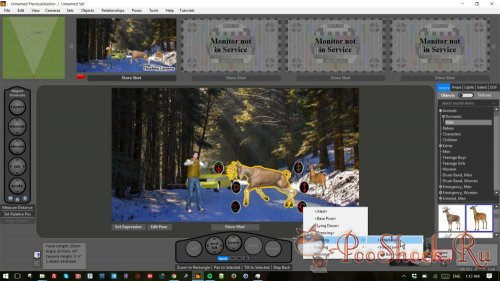 FrameForge Storyboard Studio 4.0 Build 134