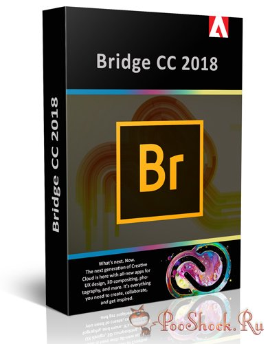 Adobe Bridge CC 2018 (8.1.0.383) 64-bit