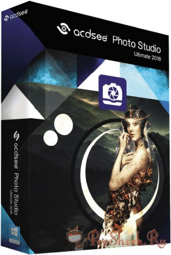 ACDSee Photo Studio Ultimate 2018 (v11.0.1200) ENG-RUS RePack