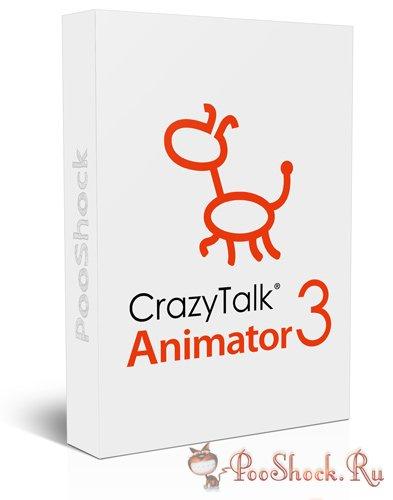 CrazyTalk Animator Pipeline 3.2.2029.1 RePack