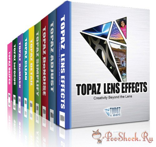 Topaz Plug-ins Bundle for Photoshop