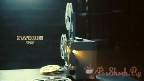 VideoHive - Vintage Memories Film Projector (AEP)