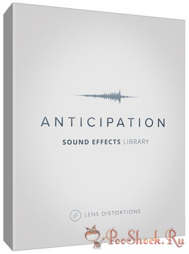 Lens Distortions - Anticipation SFX bundle (WAV,MP3)