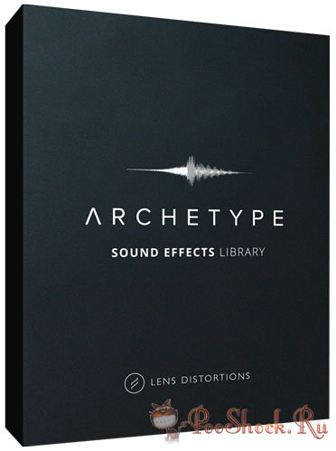Lens Distortions - Archetype SFX (WAV,MP3)