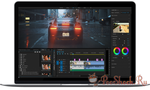 Photo Light Pro - Premiere Pro Editing Pack