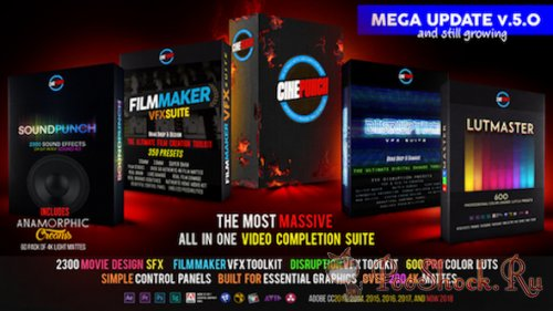 CINEPUNCH Master Suite V5.0