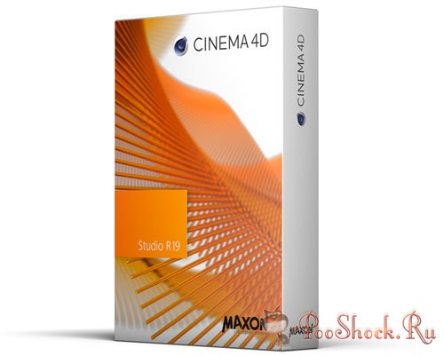 CINEMA 4D Studio R19.024 ML-RUS +Content +Plug-ins