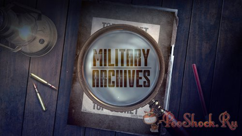 VideoHive - Military Archive Packages (aep)