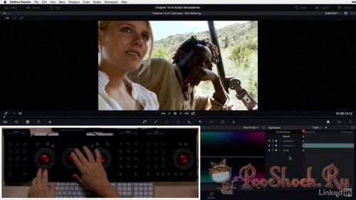 Lynda - DaVinci Resolve 12 Essential Training + Advanced Color Grading (RUS)