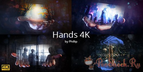 VideoHive - Hands 4K (AEP)