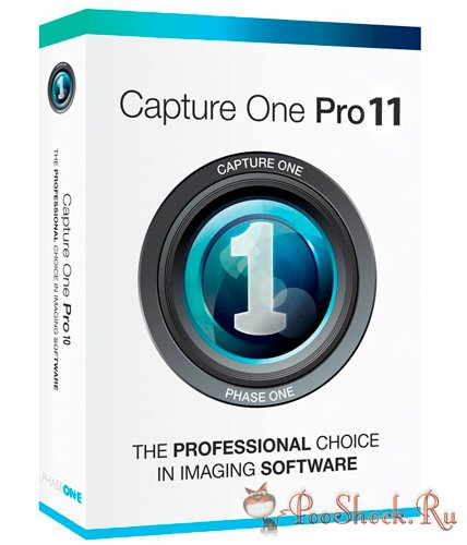 Phase One - Capture One Pro 11.1.1.11