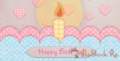 Happy Birthday Card (.aep)