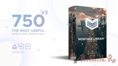 Montage Library - Most Useful Effects V3.1