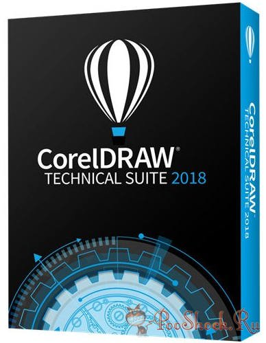 CorelDRAW Technical Suite 2018 (20.1.0.707) 64-bit + Content Extras