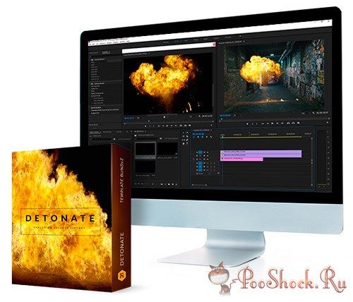 RocketStock - Detonate (50+ Explosion Effects)