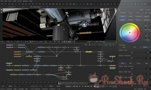Blackmagic Fusion Studio 9.0.2