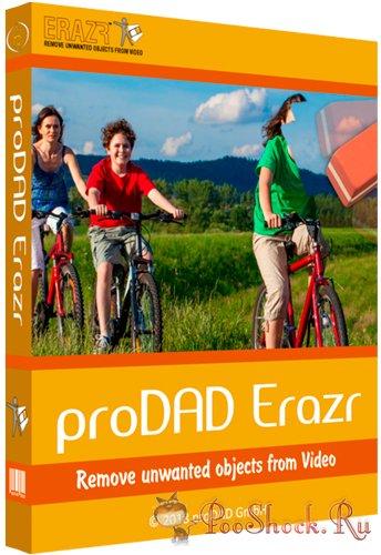 proDAD Erazr 1.5.76.3 Activated Application Full Version