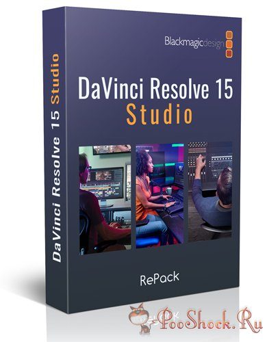 Davinci Resolve Studio 15.2.3.15 RePack