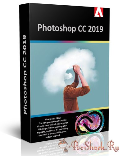 Adobe Photoshop CC 2019 (20.0.3.24950) 64bit ML-RUS