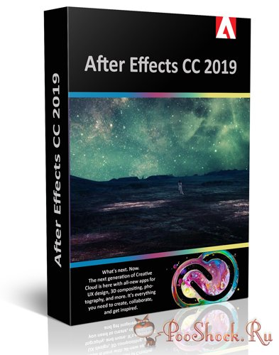 Adobe After Effects CC 2019 (16.0.0.235)