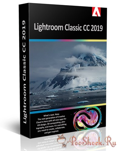 Adobe Lightroom Classic CC 2019 (8.0) ML-RUS