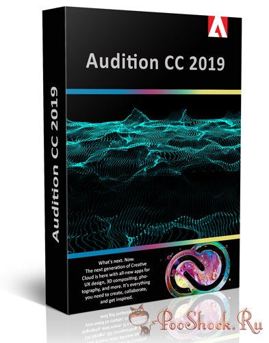 Adobe Audition CC 2019 (12.1.1.42)