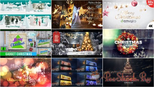 VideoHivePack - 674 (After Effects Projects Pack)